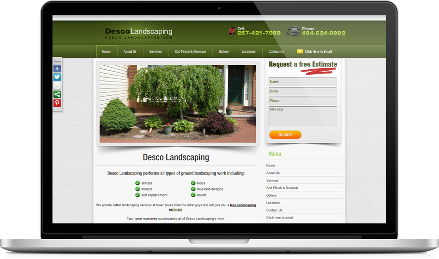 Desco Landscaping