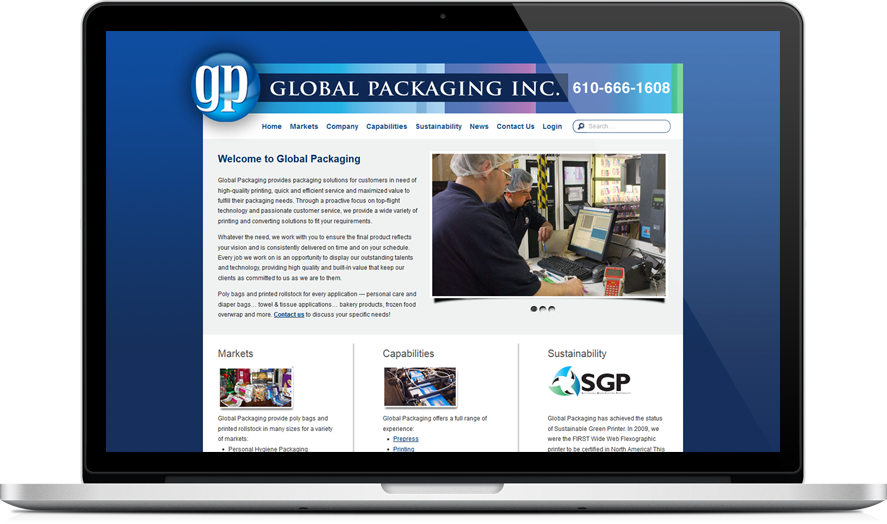 Global Packaging Inc.